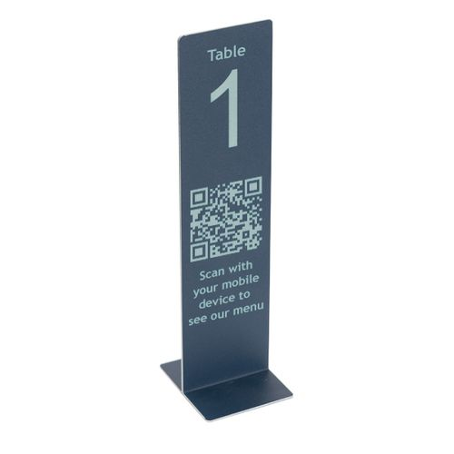 Titan Engraved Table Stands