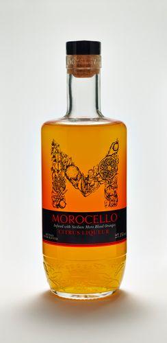 MOROCELLO – CITRUS LIQUEUR