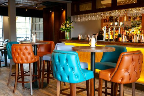 For Inspirational dining or socialising environments, look no further.
