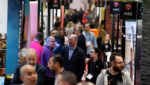 Join us at the Casual Dining next month in London's ExCeL