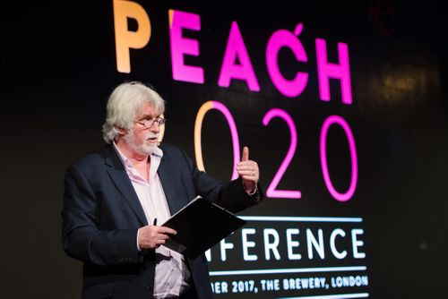 Peach 20/20 is back – revitalized, reframed and rebooted