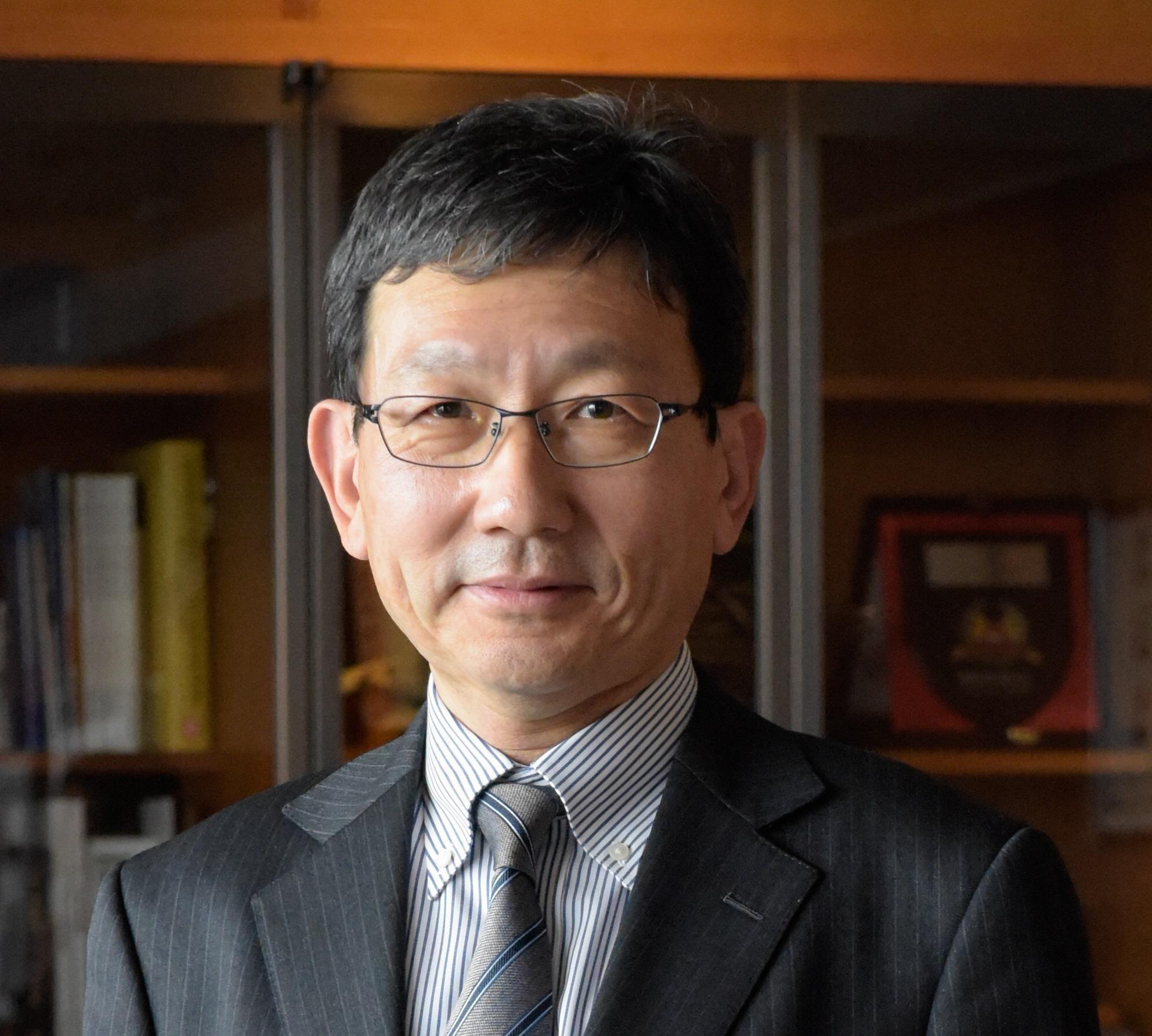 外園 博一 (Dr Hirokazu Hokazono)