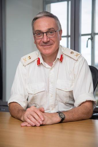 Richard Nugee CVO CBE
