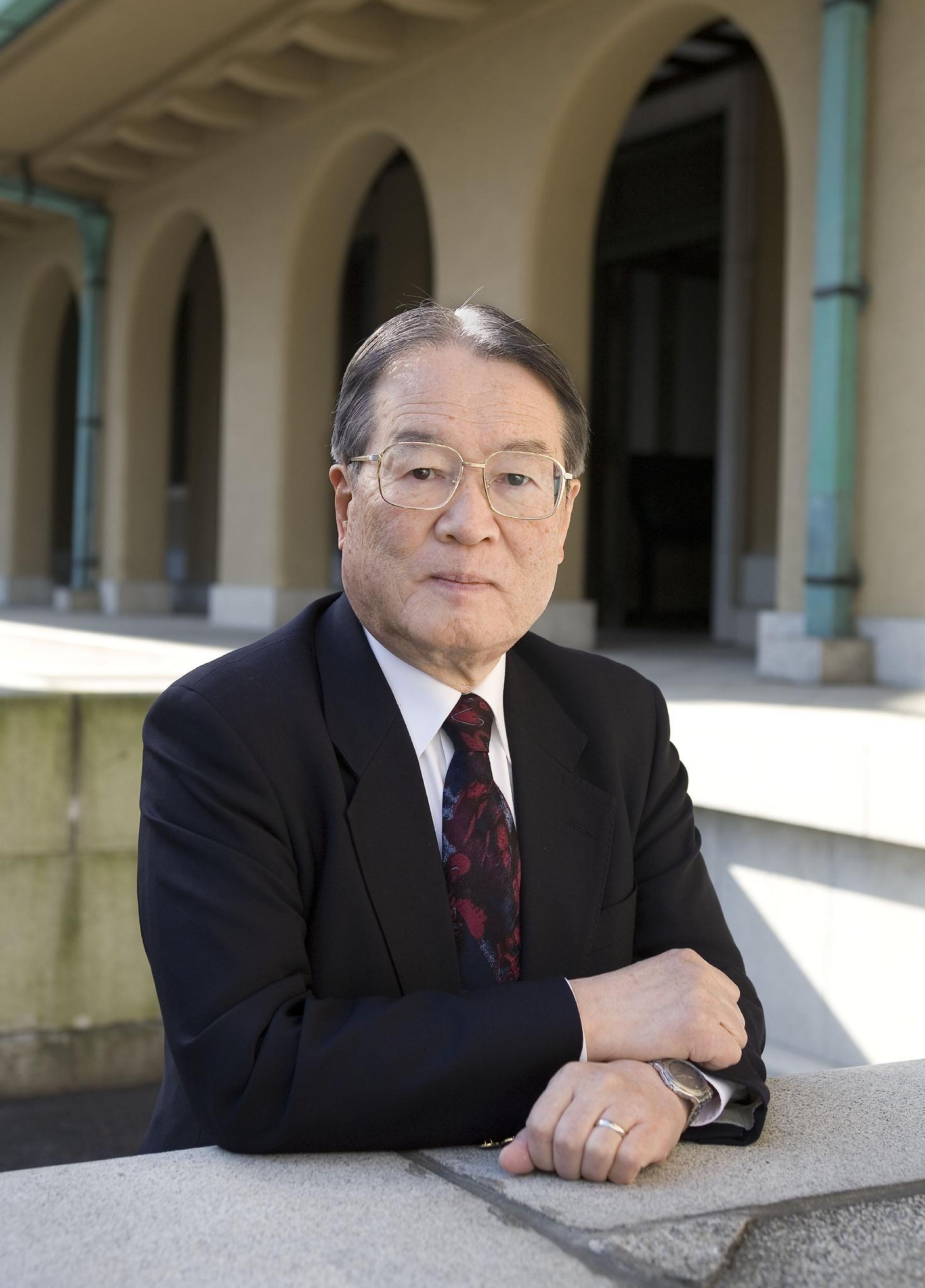 森本 敏 (Mr Satoshi Morimoto)