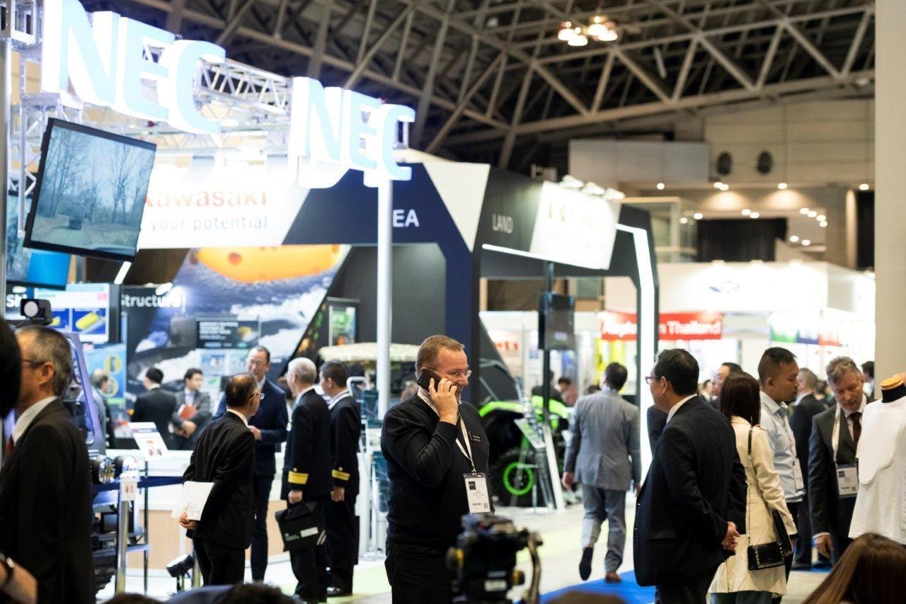 アジア太平洋の防衛市場への入口