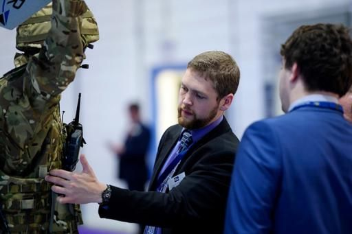 Interview with Alex Soar, International Development Director, DSEI Japan 2019
