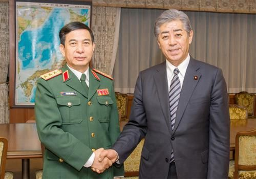 Visit strengthens Japan-Vietnam strategic relationship