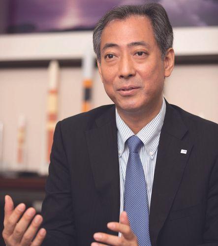 山川 宏 (Mr Hiroshi Yamakawa)