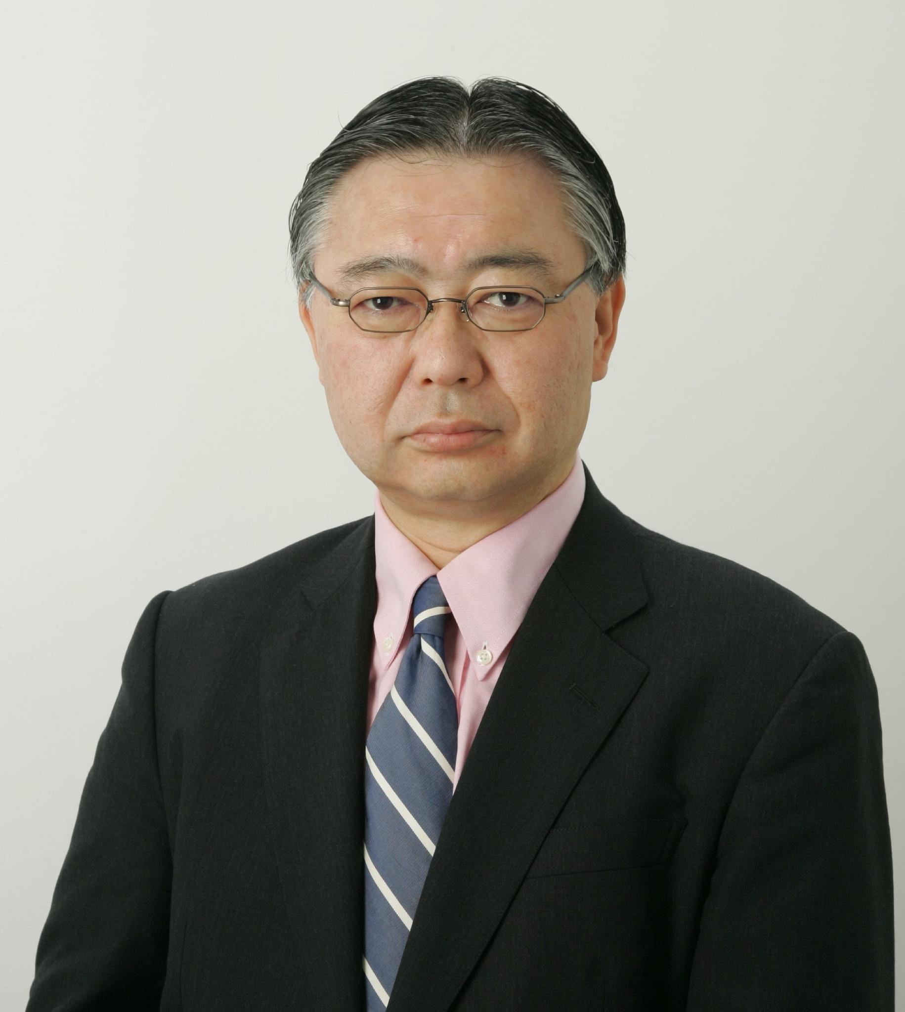 板橋 功 (Mr Isao Itabashi)