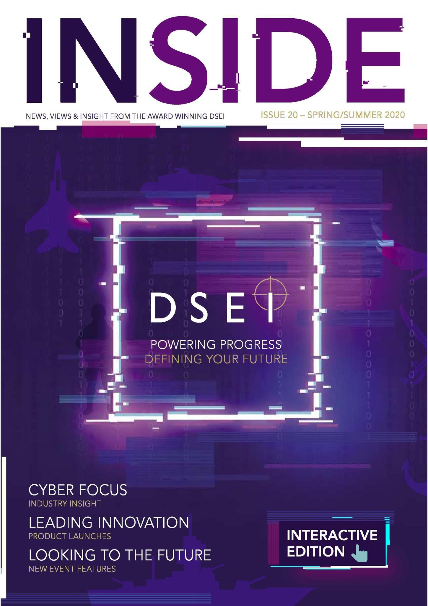 Inside DSEI