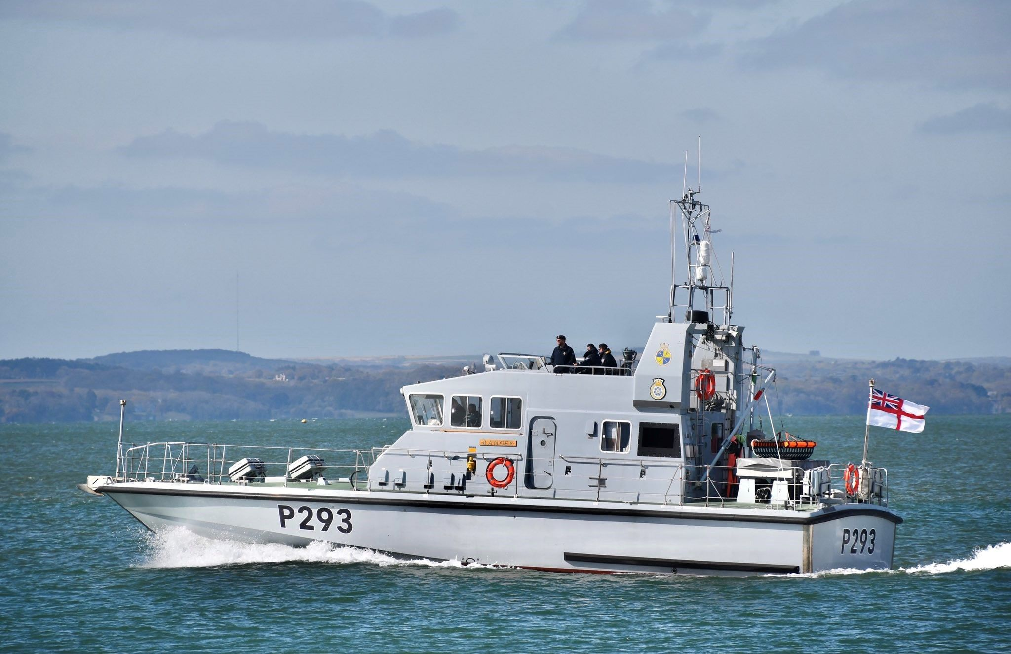 HMS RANGER