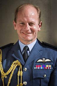 Mike Wigston CBE ADC