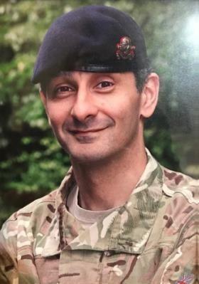 Kashayar  Sharifi OBE
