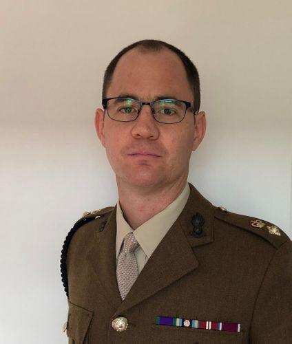 Lieutenant Colonel Mark Bennett