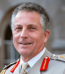 Nicholas Carter GCB CBE DSO ADC Gen