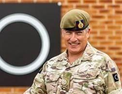 James Bowder OBE