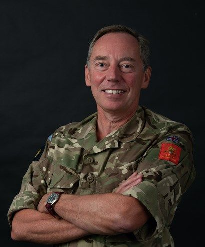 Sir Chris Tickell KBE