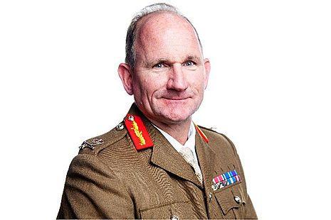 Richard Wardlaw OBE