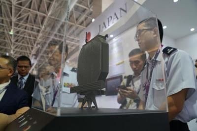 Japanese firm secures Philippines Air Force defence radar project