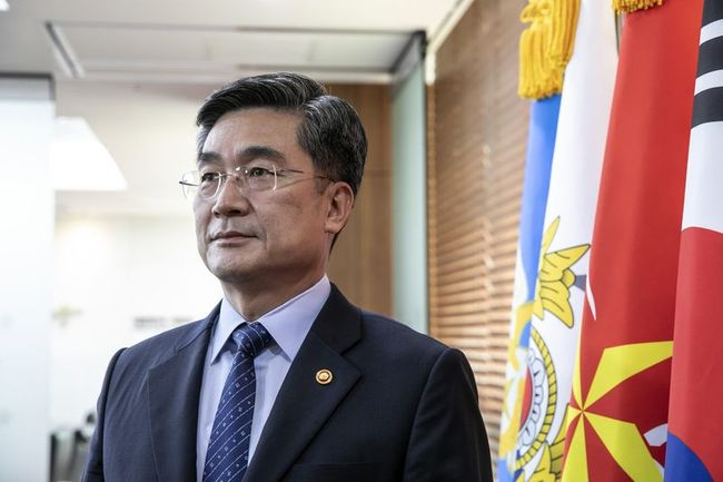 South Korea Hints It May Strengthen Military Ties With Japan (Bloomberg)