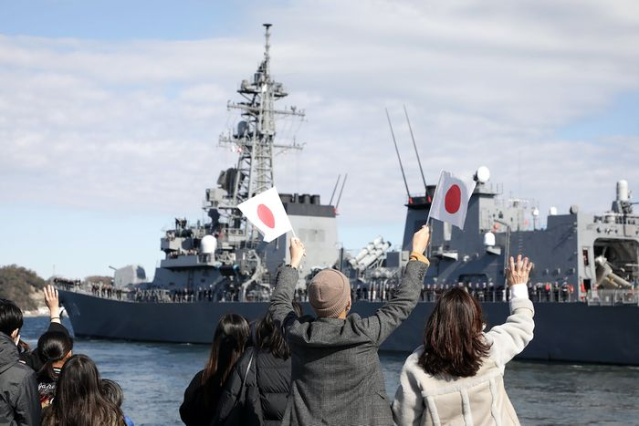 Japan extends Middle East defence mission for 1 year