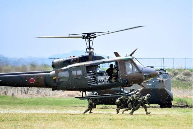France to join military drills in Japan for first time in May