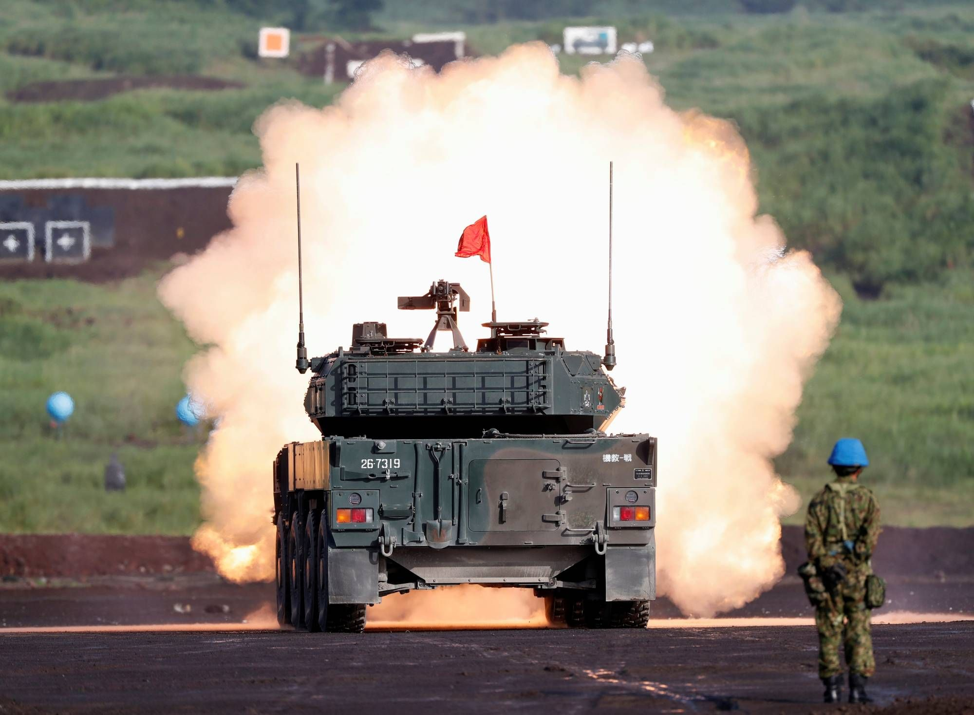 Japan's 2021 defense budget to be record high of ¥5.34 trillion