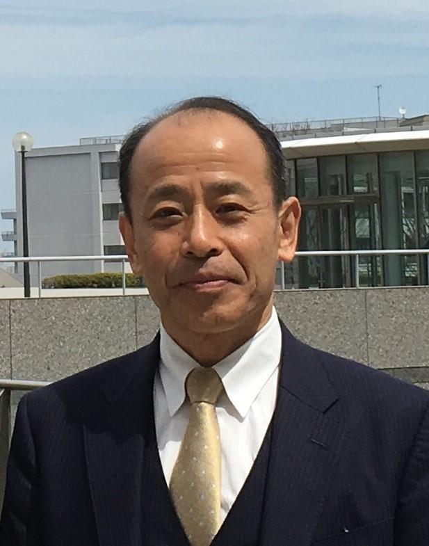 田邉 揮司良 (Mr Kishiro Tanabe)