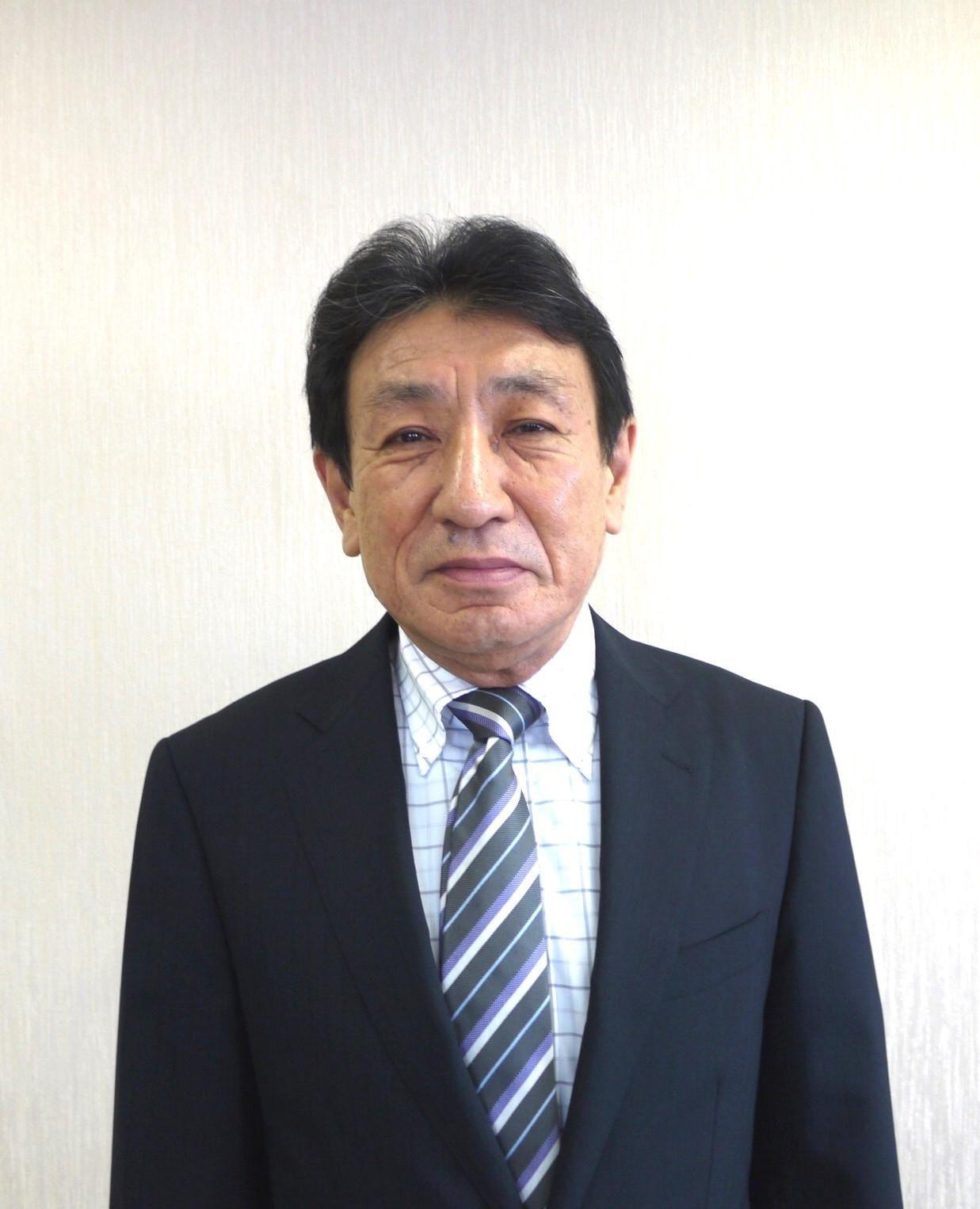 久保 信保 (Mr Nobuyasu Kubo)