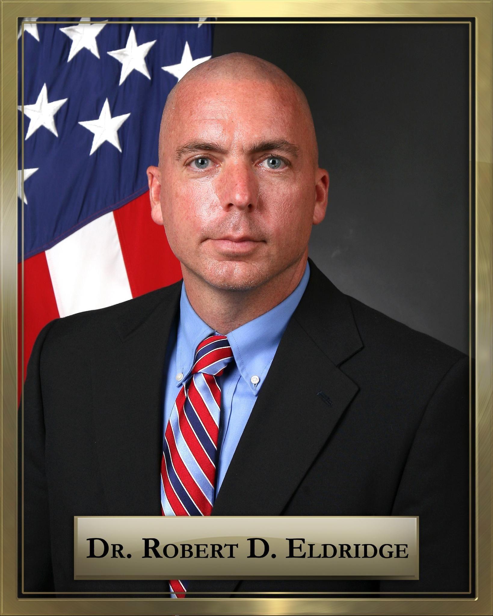 Robert D. Eldridge (ロバート・D・エルドリッヂ)