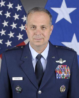Jerry  Martinez (US Air Force Retd.)