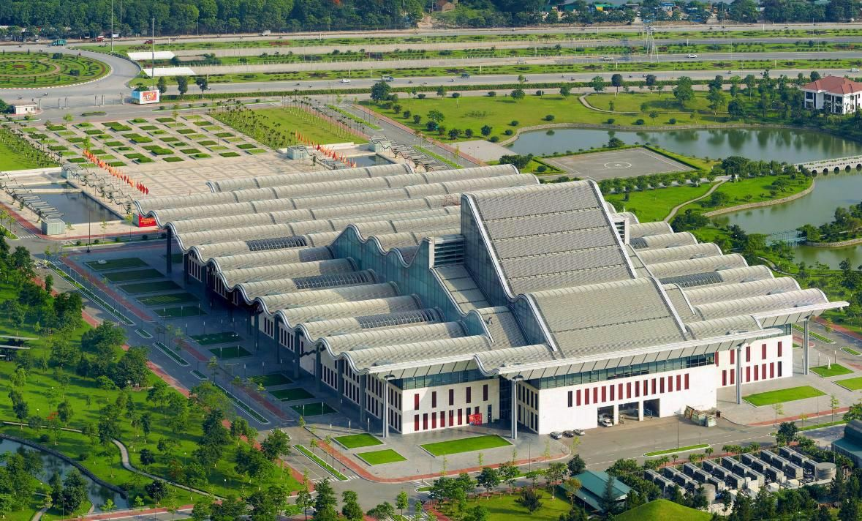 Vietnam National Exhibition Center Hanoi