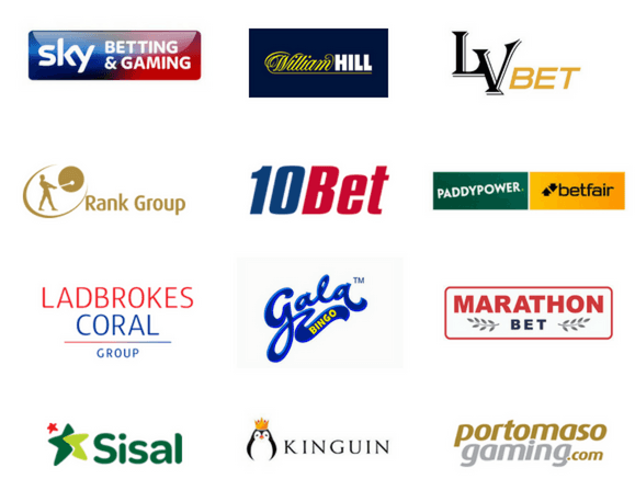 PayExpo Gaming companies who have attended