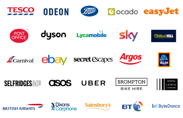 PayExpo Retailer and merchants who have attended