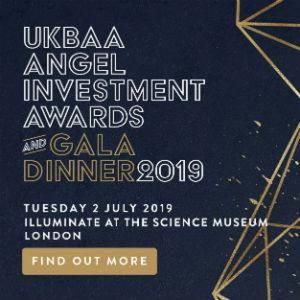 UKBAA Angel Investment Awards 2019