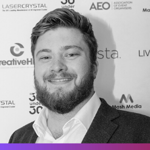 Andrew Earle, Event Manager, Clarion Events