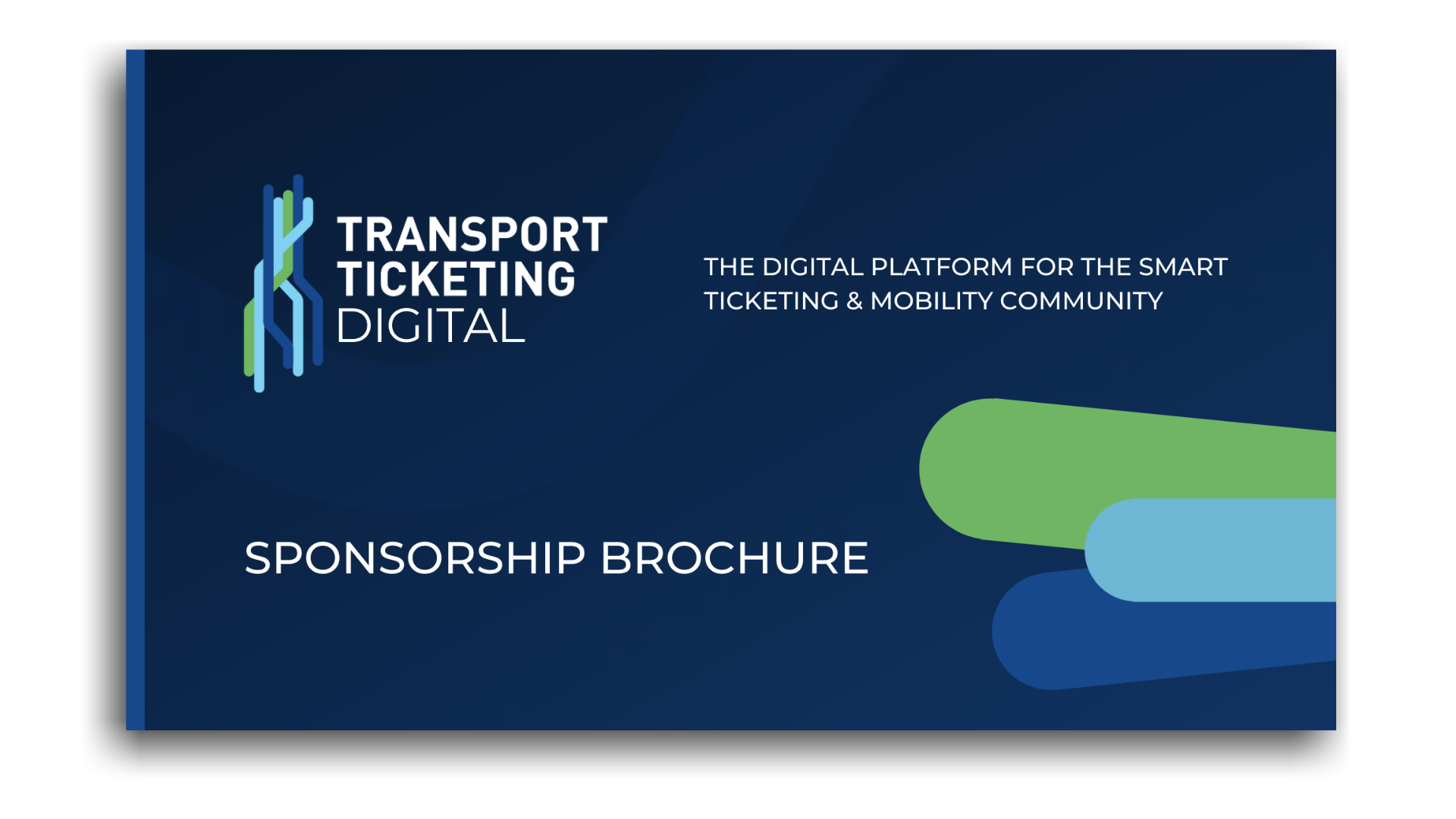 Transport Ticketing Digital Sponsorship Brochure