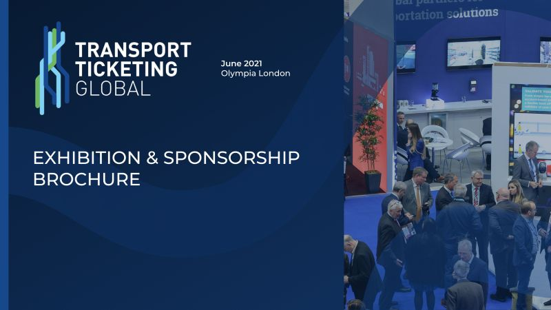 Sponsorship and exhibition brochure Transport Ticketing Global