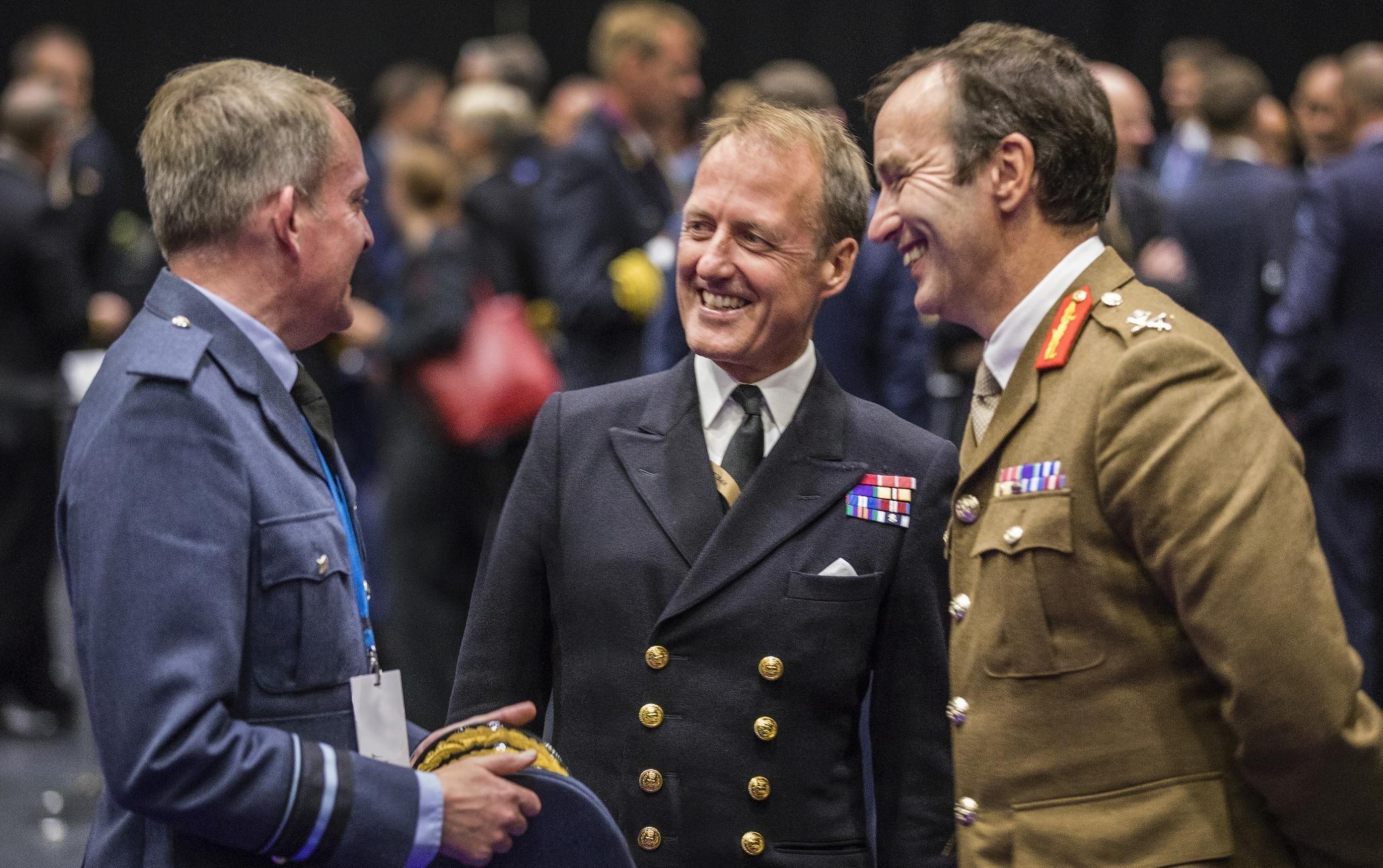 DSEI Military Meeting