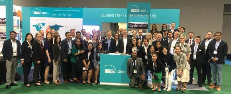 The Clarion Energy Team