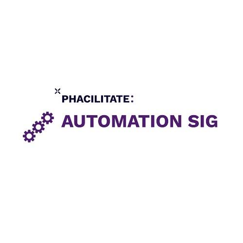 Phacilitate Automation SIG