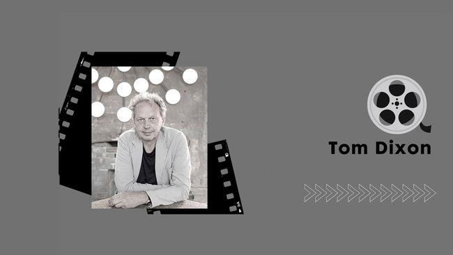 论坛视频回顾丨英国鬼才设计师 Tom Dixon:后疫情时代的设计重置
