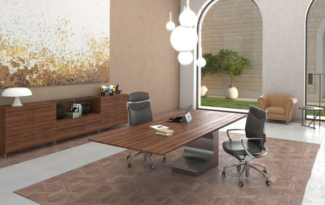 办公设计馆:紧跟设计潮流,打造全新理念办公区域