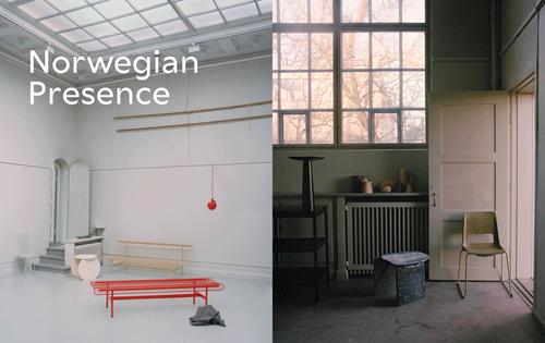 """""""挪威呈现""""——设计和生产过程中的创新对话"""