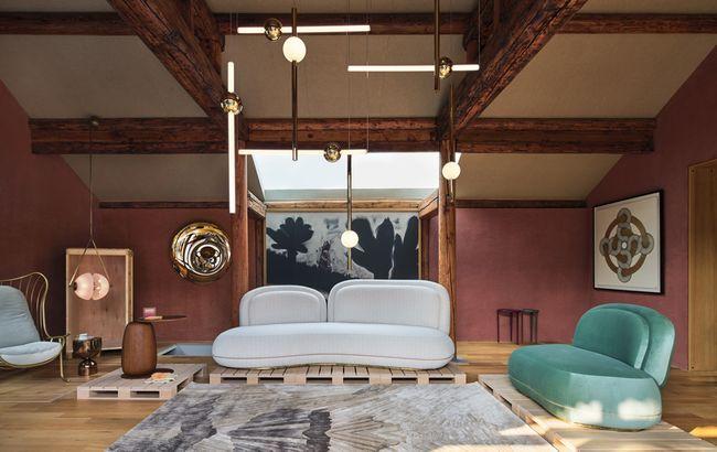 Contemporary Design Hall: Premium Platform for International Brands & Leading Domestic Brands