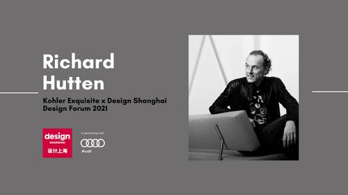 Design Shanghai 2021 Forum Video - RICHARD HUTTEN: NO SIGN OF DESIGN
