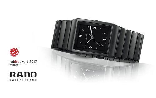 Rado Proud To Be Partner Of Design Shanghai 2018 Again!