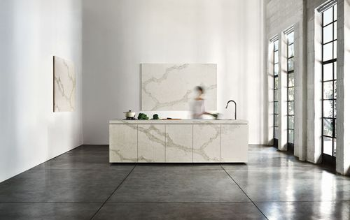 caesarstone will join design shanghai the first time with their theme exhibition stone age folk