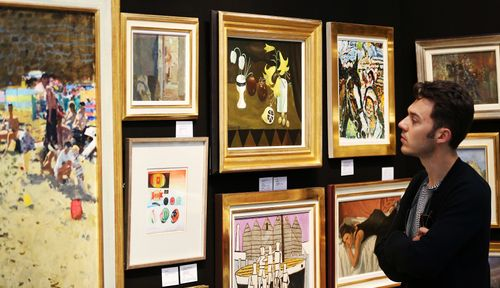Buying Art, from the perspective of an Art Advisor