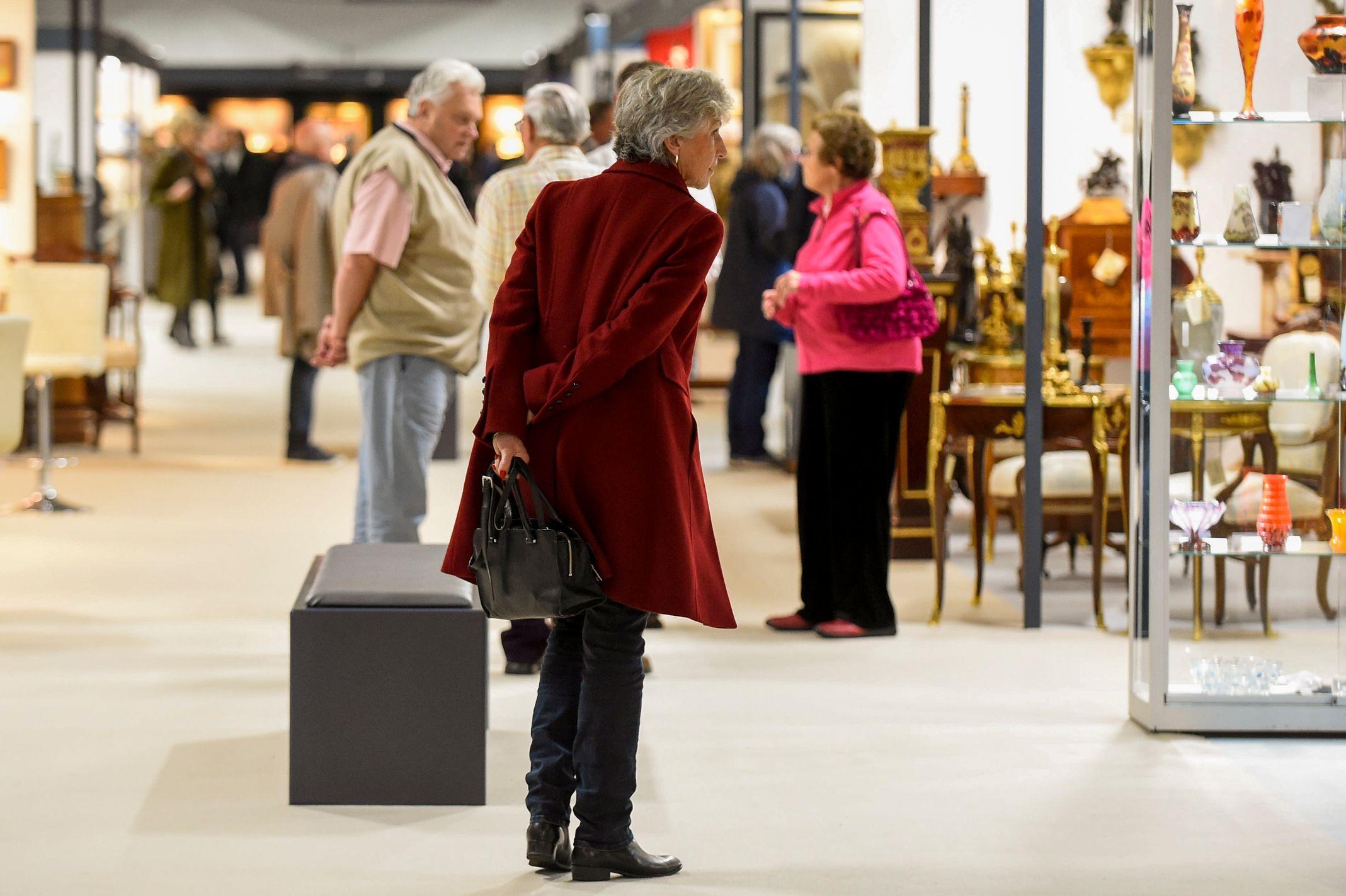 The Winter Arts & Antiques Fair - November